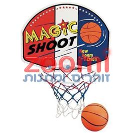 מיני כדורסל – סל עם לוח וכדור