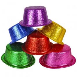 כובע נצנצים