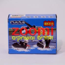 מיני סירת משטרה