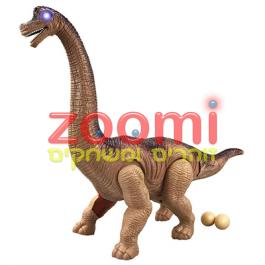 דינוזאור מטיל ביצים