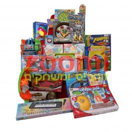 20 מתנות ליום הולדת! חבילת אקשן