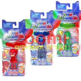 כוח פיג'יי – בובות אור וצמידים PJMASKS