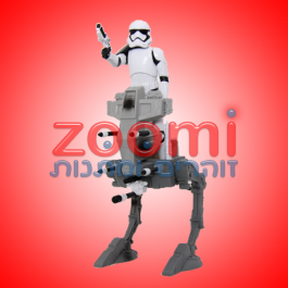 סטורמטרופר עם רכב תקיפה רובוטי – מלחמת הכוכבים