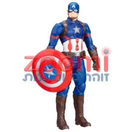 קפטן אמריקה מדבר