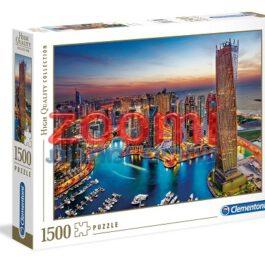 פאזל המרינה בדובאי – 1500 חלקים