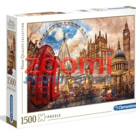 פאזל קולאז' לונדון – 1500 חלקים