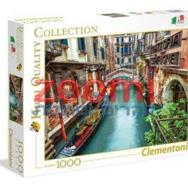 פאזל תעלת ונציה – 1000 חלקים
