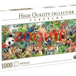 פאזל חיות בר – פנורמה – 1000 חלקים