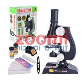 ערכת מיקרוסקופ לילדים