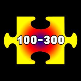 פאזלים 100-300 חלקים
