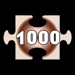 פאזלים 1000 חלקים