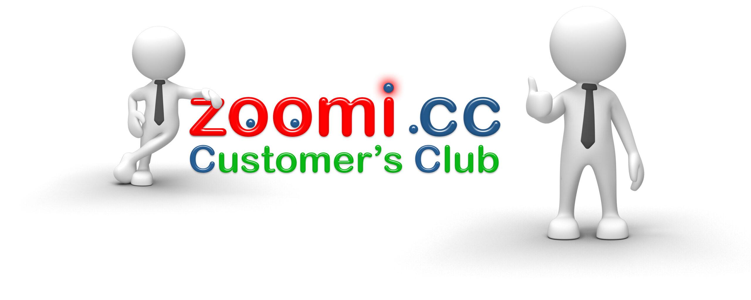 מועדון החברים של zoomi