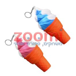 סקווישי גלידה מחזיק מפתחות