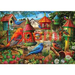 פאזל בתי ציפורים  – 3000 חלקים