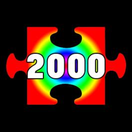פאזלים 2000 חלקים