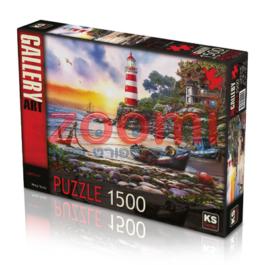 פאזל מגדלור – 1500 חלקים